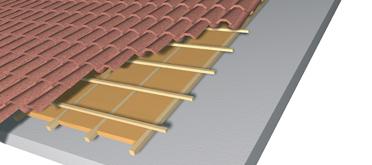 Poliestireno extruido aplicaciones reparaci n del techo for Aislamiento termico poliestireno extruido