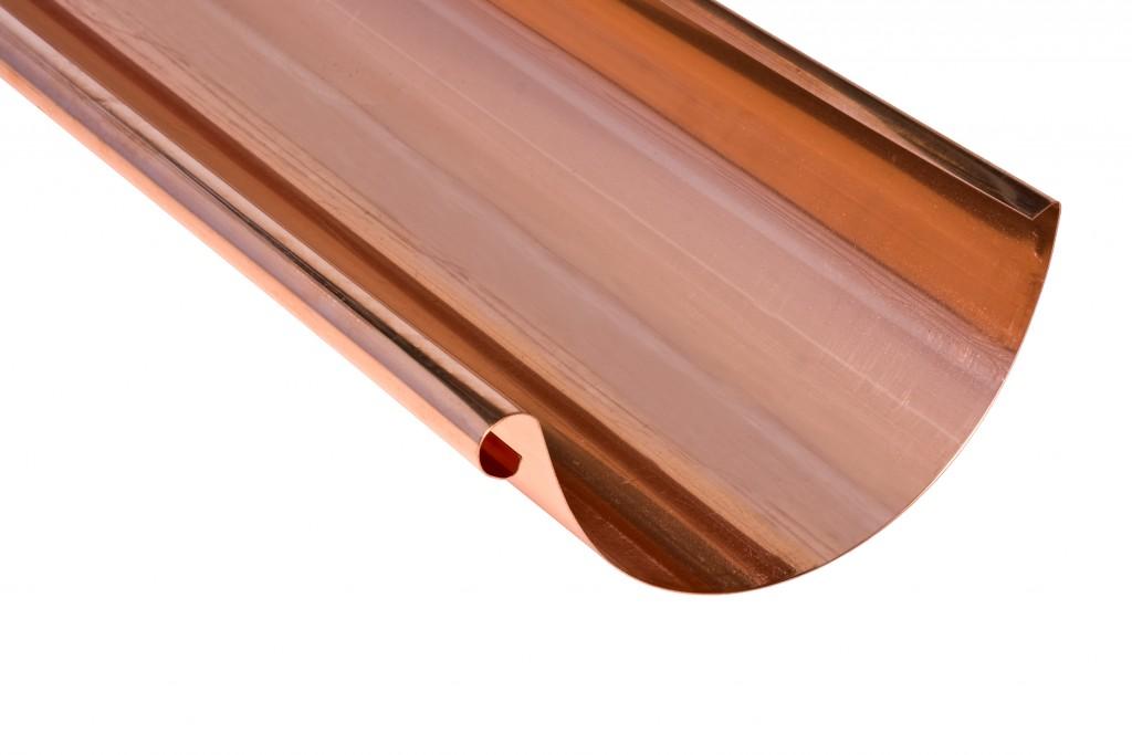 Canal n redondo cubimat - Canalon de cobre ...