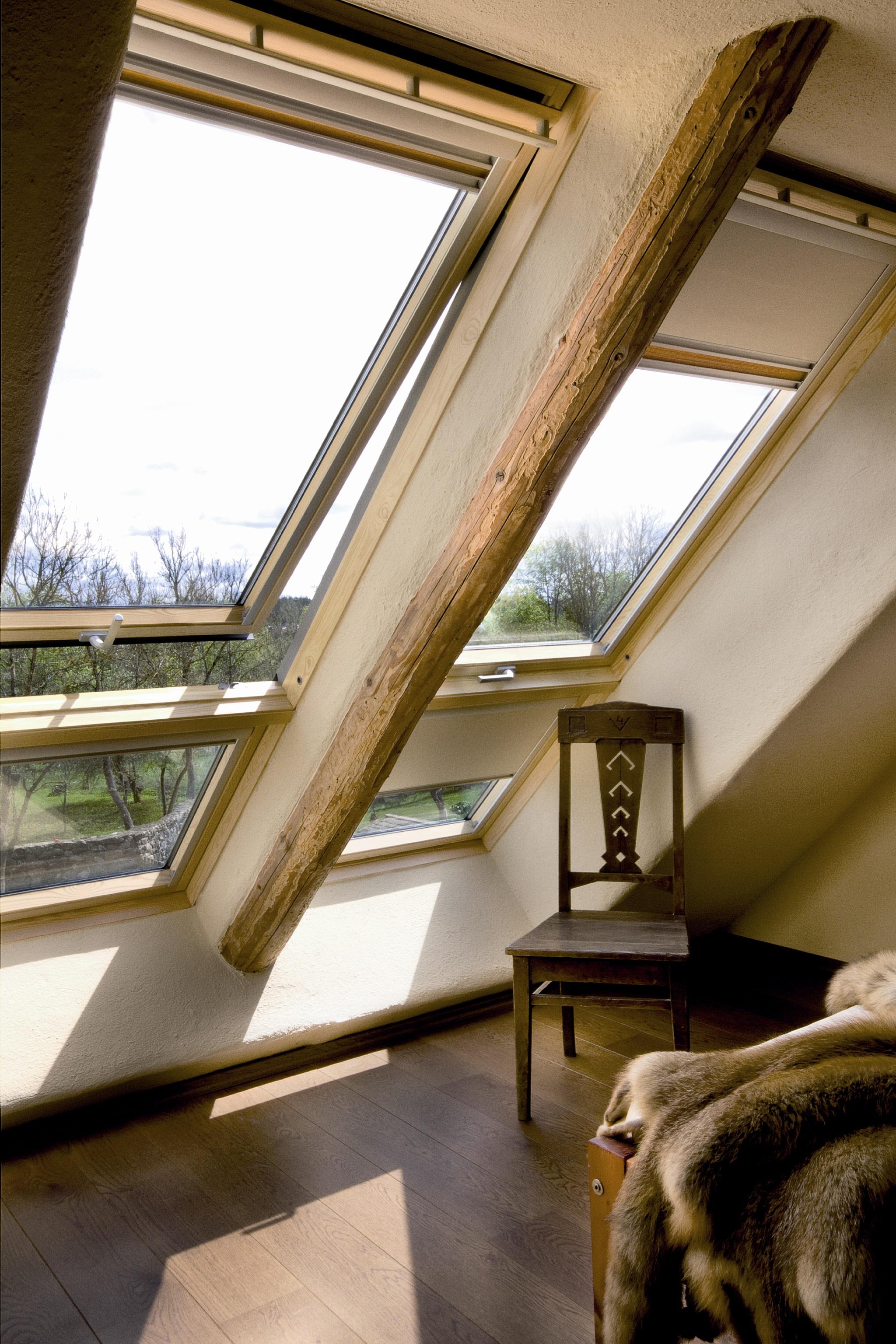 Tejado de madera amazing aislar tejado de madera por el - Estructura tejado madera ...