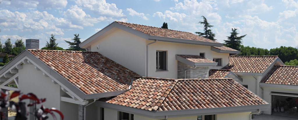 San Mauro Pascoli (RN) - Coppo Domus Mix - 40% Gotico, 40% Etrusco, 20% Ellenico