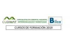 CURSOS FORMACION BILCA 2019