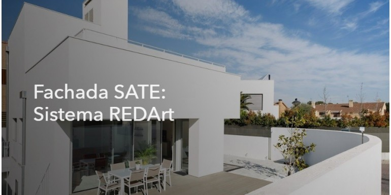 FACHADA SATE: SISTEMA REDART