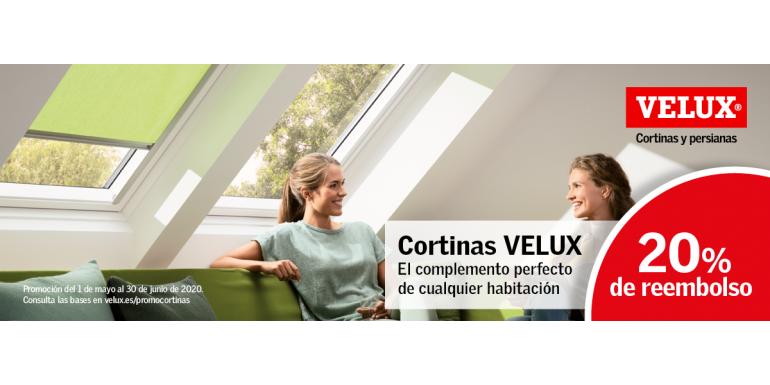 Nueva Promocion Velux en Cortinas